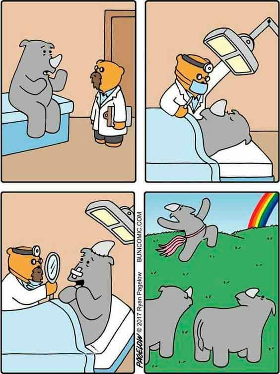 historietas de animales en extincion