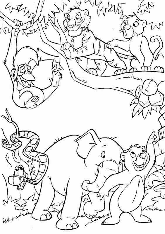 historietas de animales salvajes
