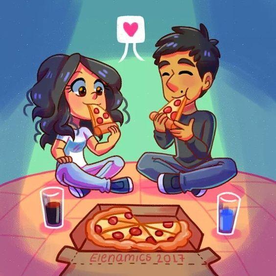 comics de enamorados