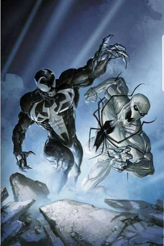 anti venom marvel