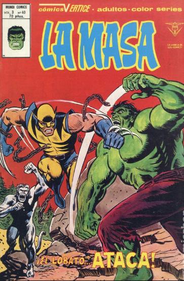 historieta de marvel en español