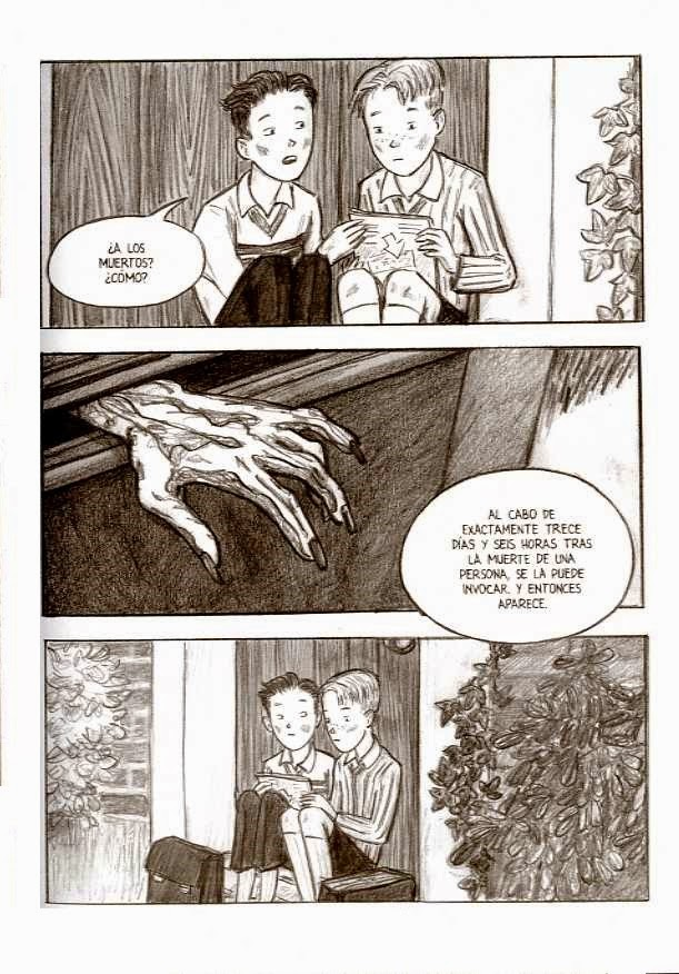 comics de terror para leer
