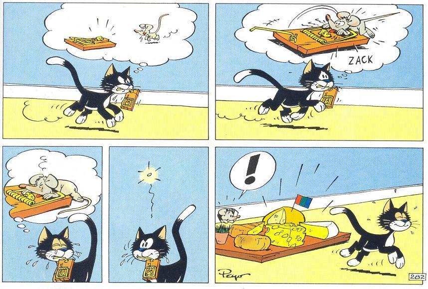 historietas mudas de animales