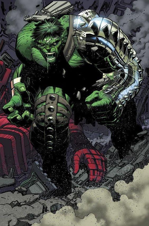comics de hulk