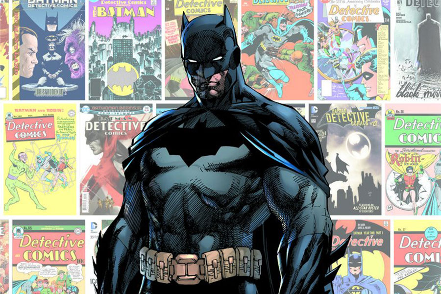 historietas de batman largas