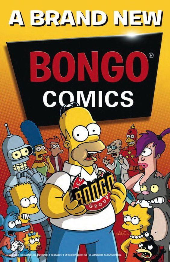 los simpsons tienda de comics