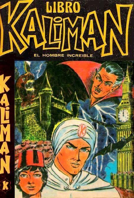 kaliman y el valle de los vampiros
