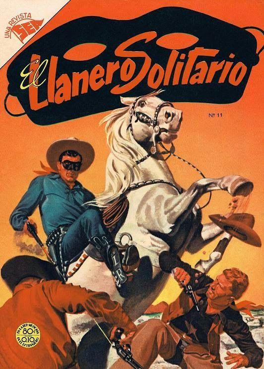 historietas de vaqueros