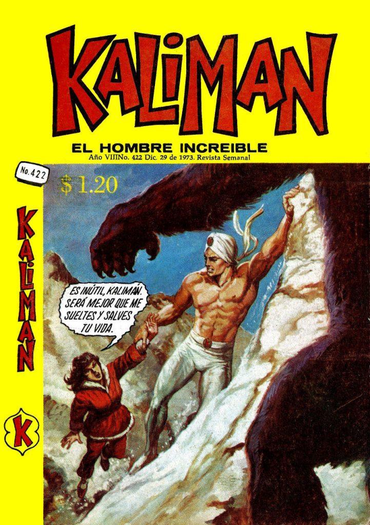 kaliman y el viaje fantastico