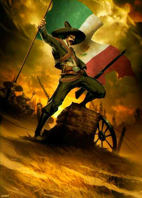 revolucion mexicana animada
