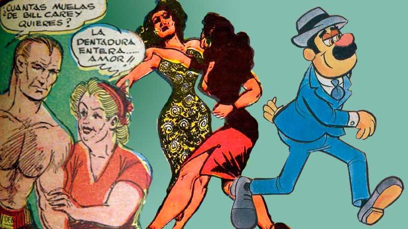 comics mexicanos antiguos