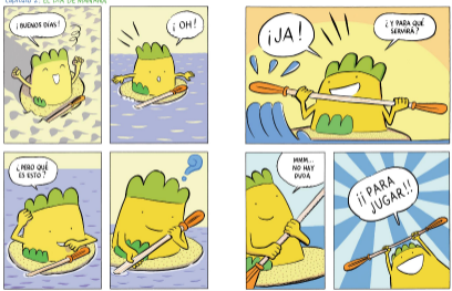 comics cortos para leer online