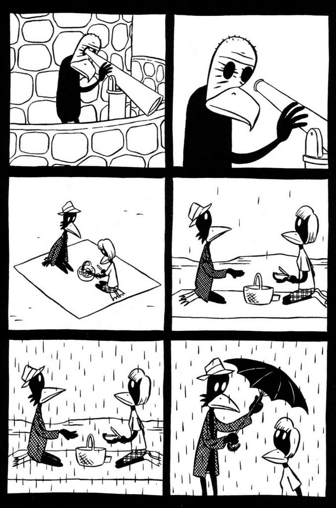 comics cortos sin dialogos