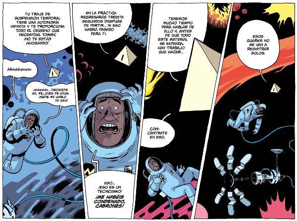 comics de ciencia ficcion gratis