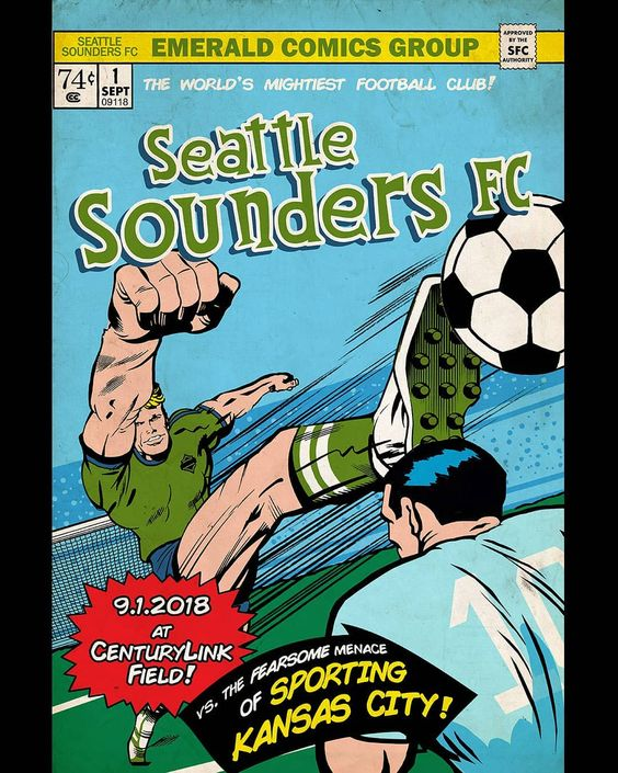 comics de futbol en ingles