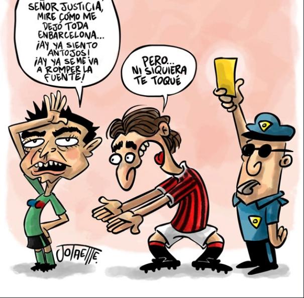 comics de futbol