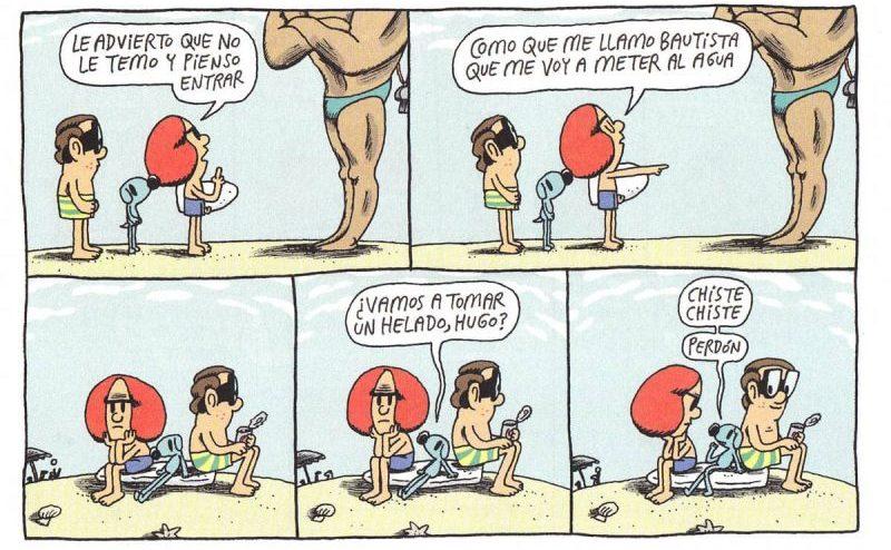 comics mexicanos cortos