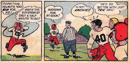 comics de futbol americano