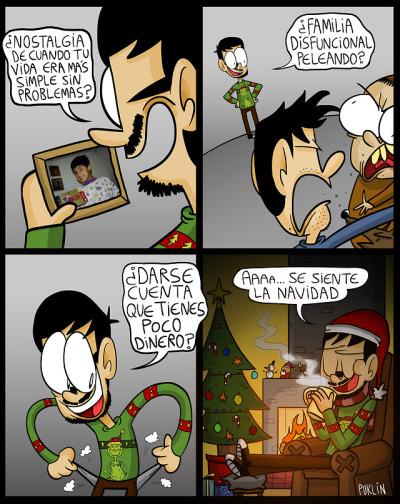 historietas de navidad online
