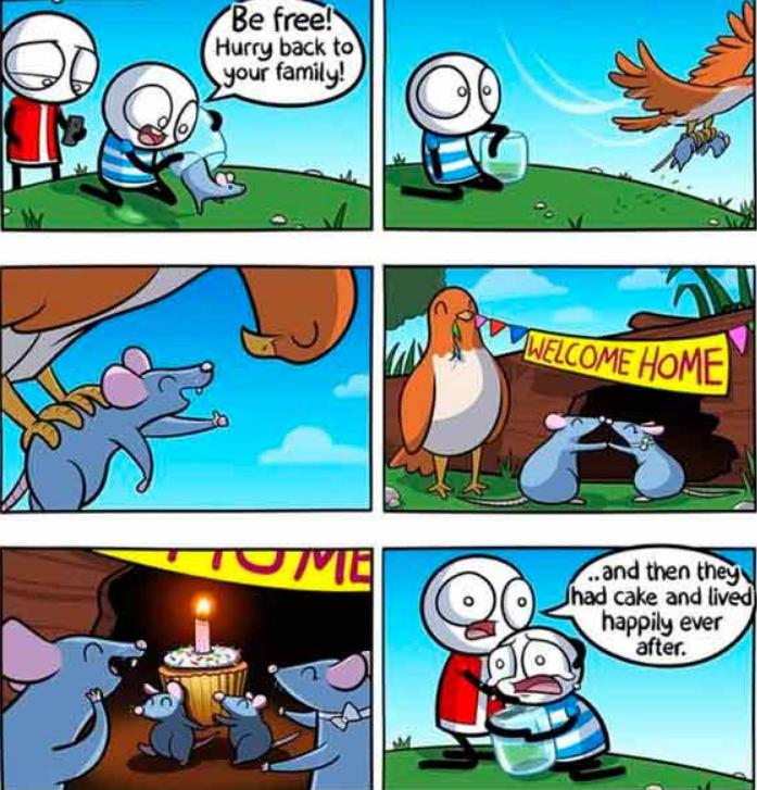 historietas graciosas en ingles