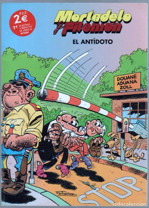 comics de mortadelo y filemon coleccion
