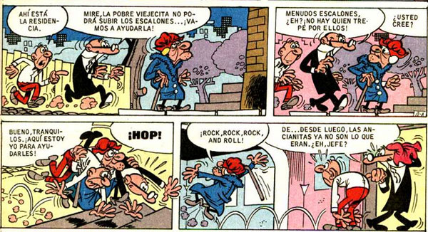 comics de mortadelo y filemon en pdf