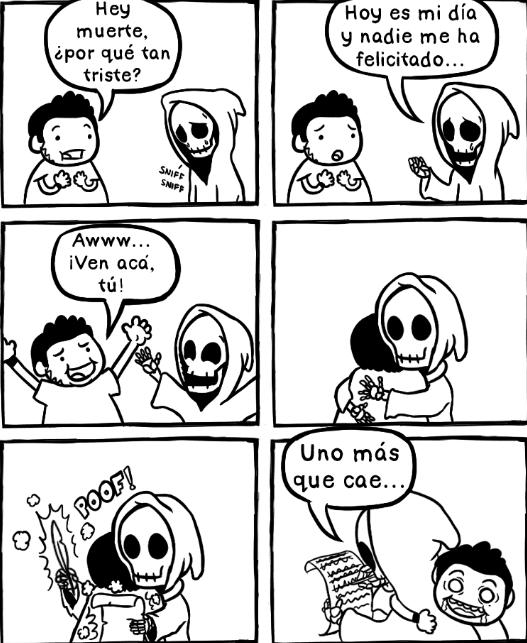 historietas cortas del dia de los muertos
