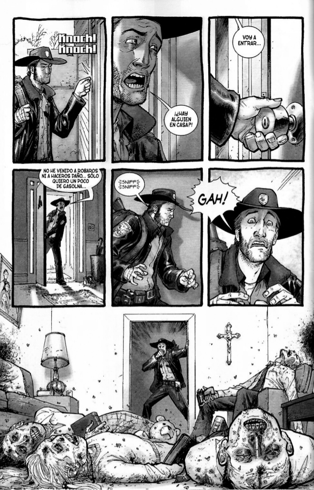 comics the walking dead