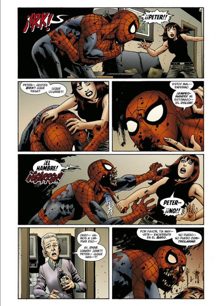 comics de marvel zombies
