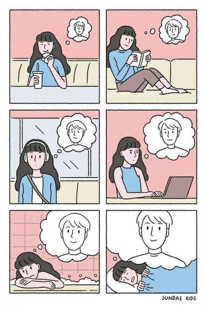 historietas de amor
