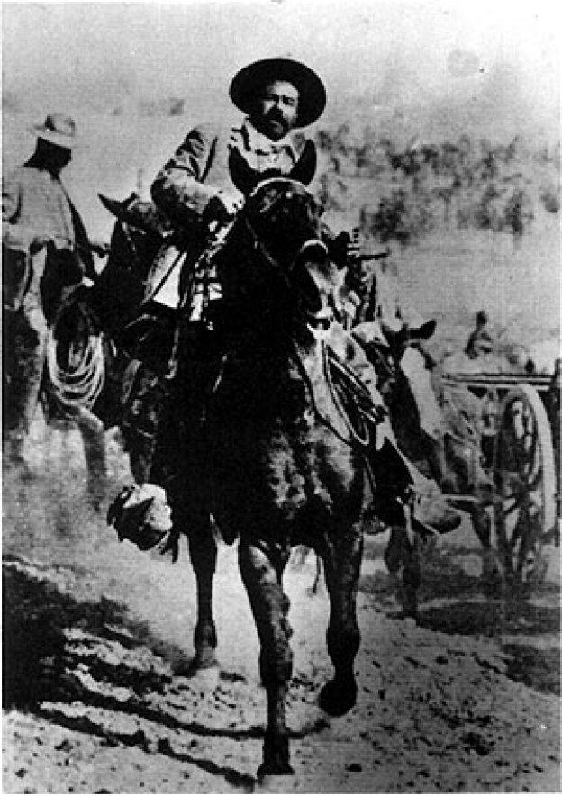 relato historico de la revolucion mexicana