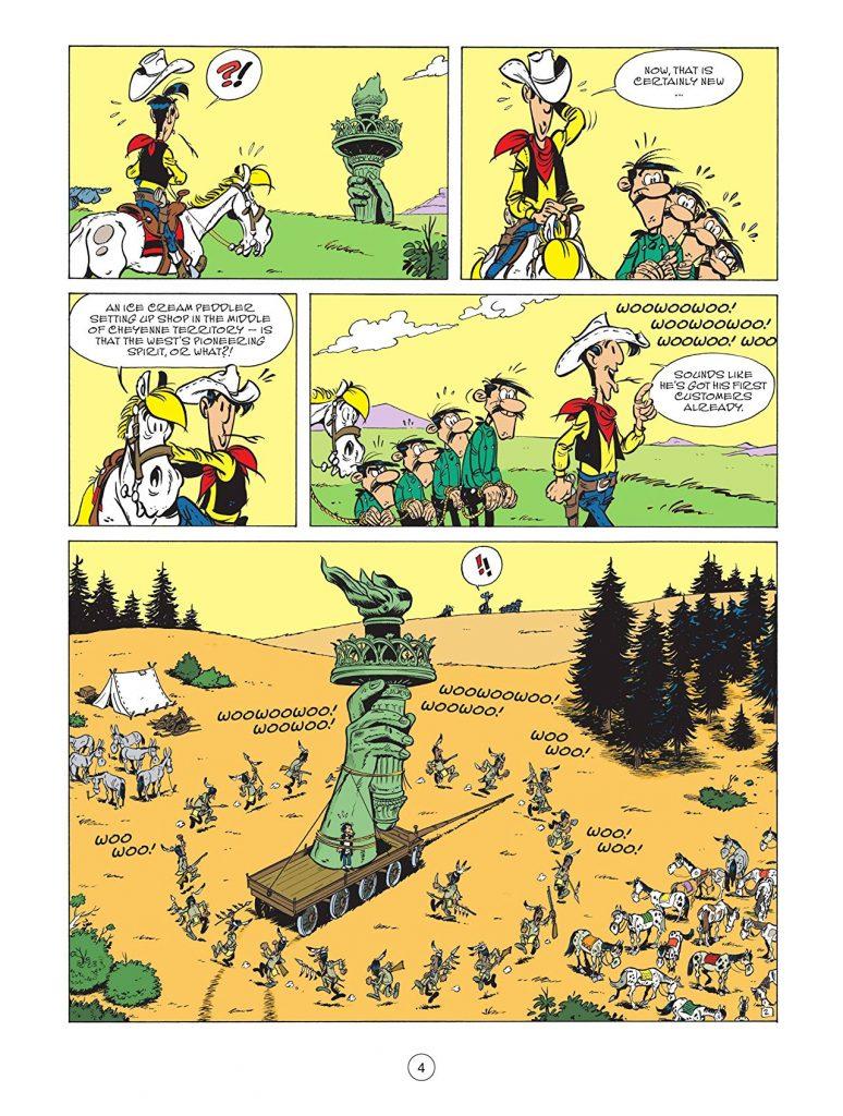 historietas de aventuras largas