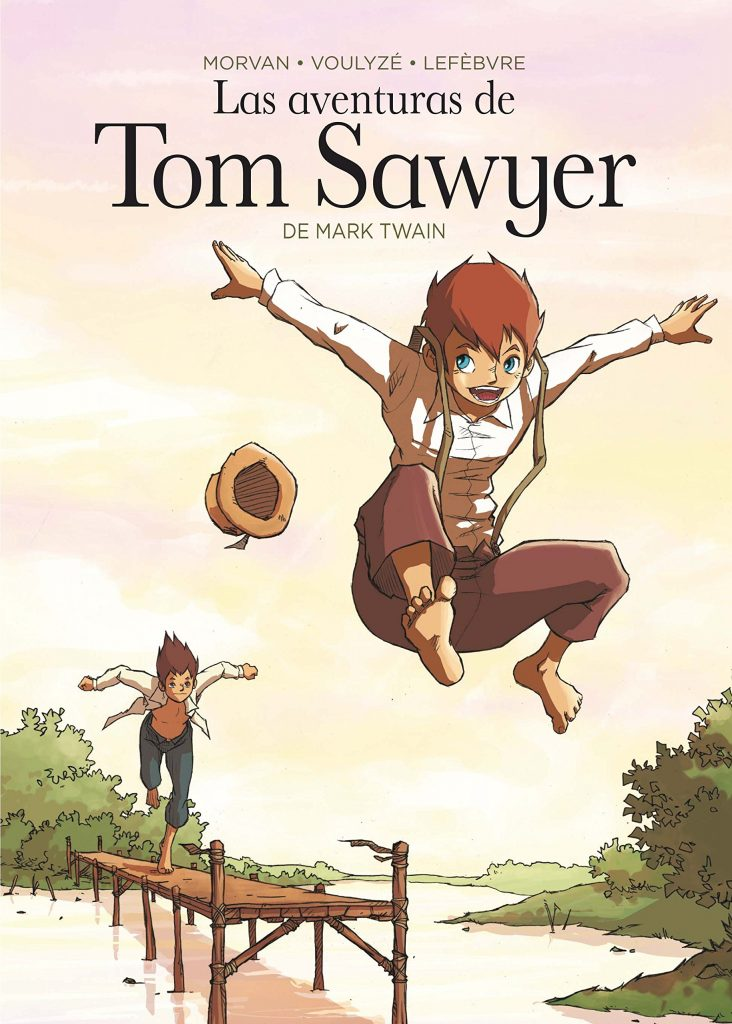 historietas de tom sawyer