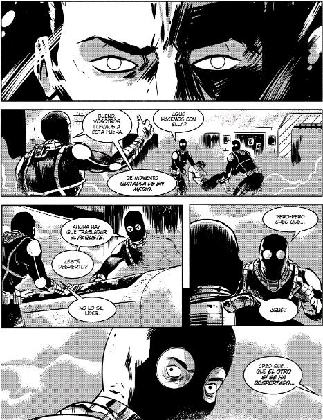comics de superheroes argentinos
