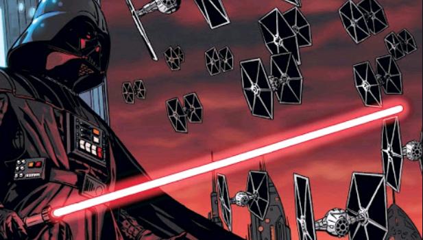 comics de star wars canon