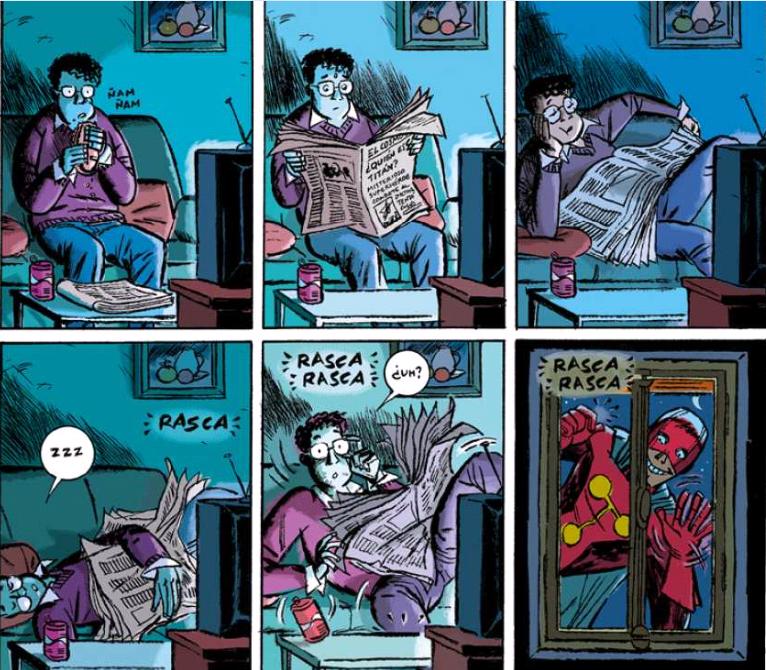 historietas de superhéroes completas