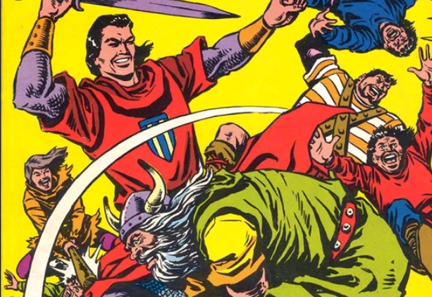 comics de superheroes inventados