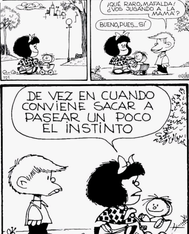 actividades con historietas de mafalda