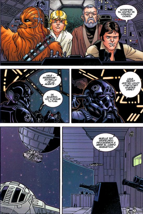 comics de star wars online