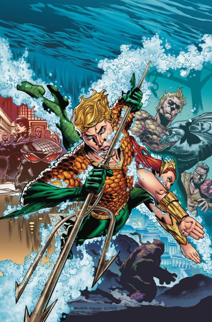 comics de aquaman pdf