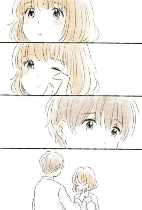 comic para dibujar de amor