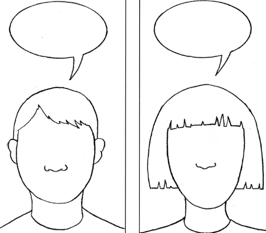 comics faciles de dibujar