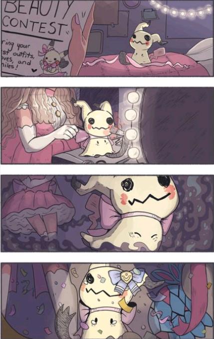 comic de pokemon go
