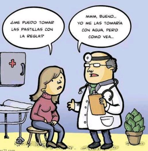 historieta de salud integral