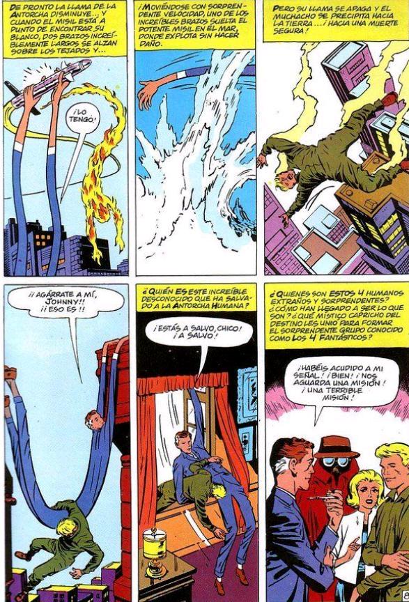 comics fantásticos online