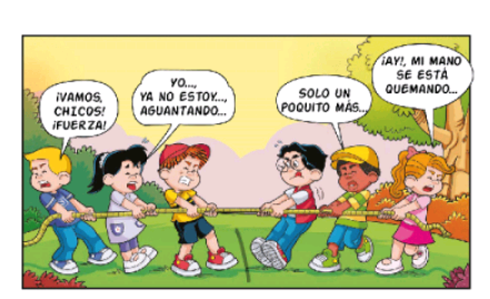 actividades con historietas para tercer grado