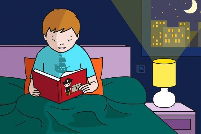 cuentos cortos de niños para dormir