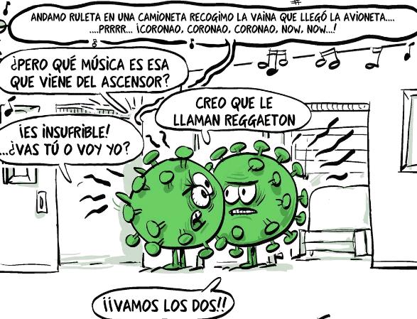 historietas del coronavirus cortas