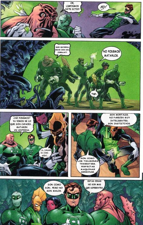 comics linterna verde cbr