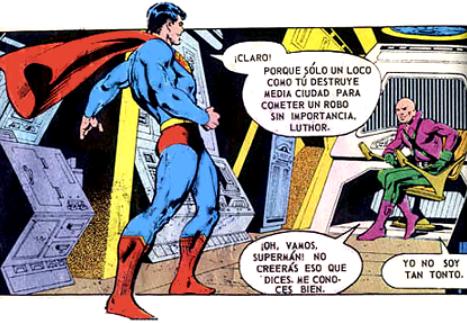 historietas de heroes cortas